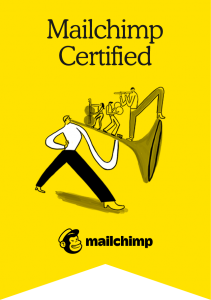 Mailchimp Academy Foundations Certification Badge